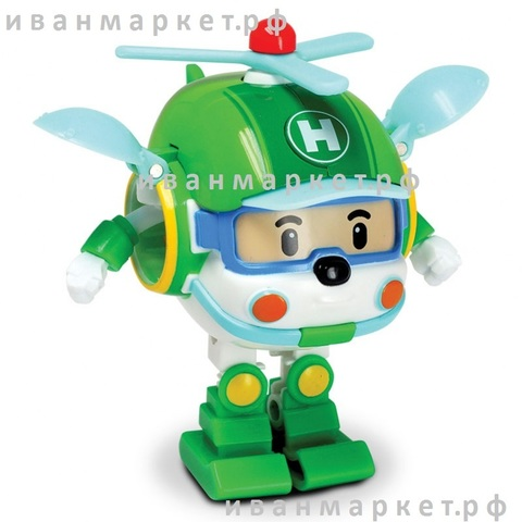 Хелли Машинка-трансформер Робокар Поли (Robocar Poli)