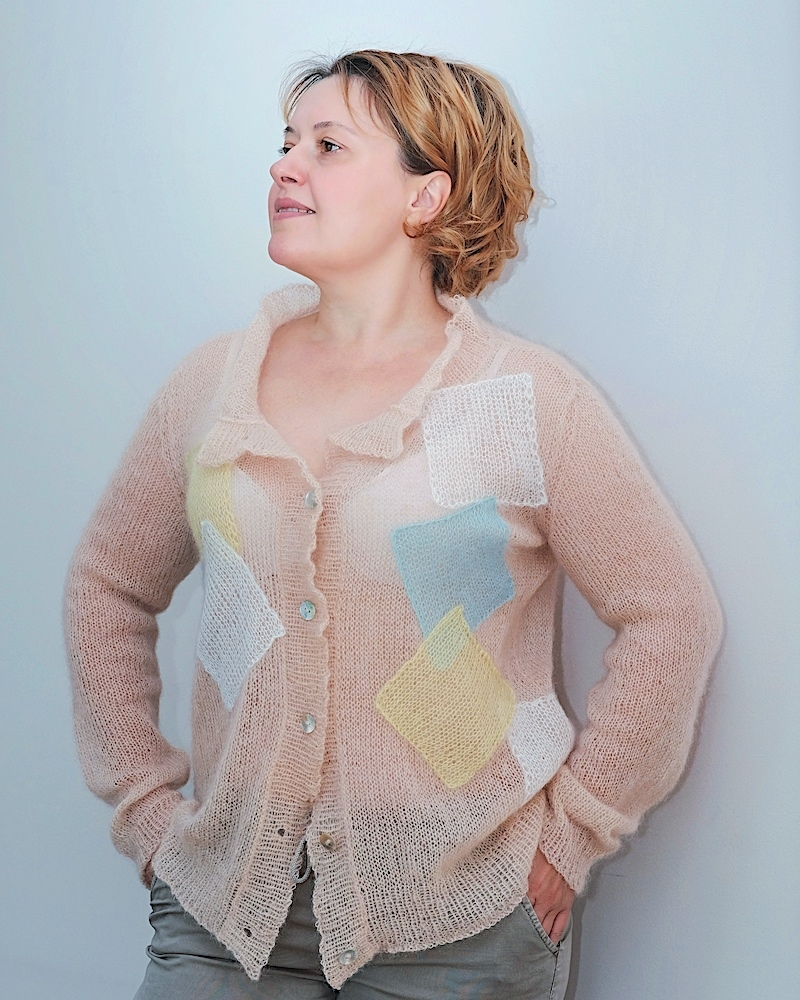 SEA GLASS Cardi Fashionbox
