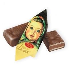 Конфеты шоколадные Аленка 1кг