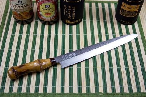 Кухонный нож Sashimi Nedake 8114-DN