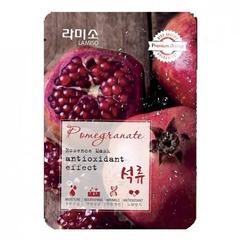 La Miso Pomegranate Essence Mask Sheet - Маска-салфетка с экстрактом граната
