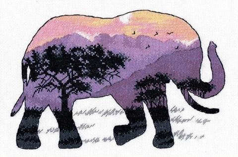 OVEN-1049 Мир животных. Слон