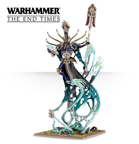 NAGASH: SUPREME LORD OF THE UNDEAD (old)