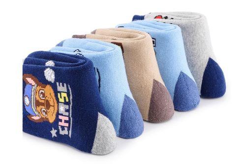 Щенячий патруль носки детские теплые