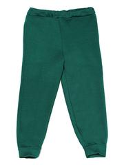 1559 штаны спортивные детские, зеленые