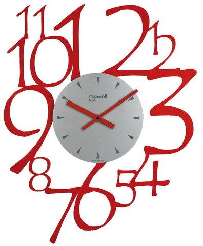 Часы настенные Lowell 05828