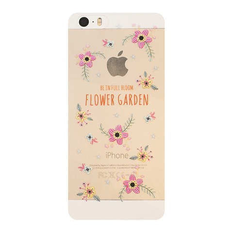 Чехол на Iphone 5/5s Flower Garden