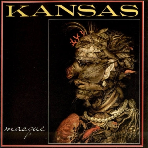 Kansas / Masque (CD)