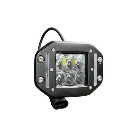 Светодиодная LED фара врезная водительского света 40 Вт Аврора
