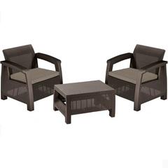 Комплект мебели Keter Bahamas Weekend