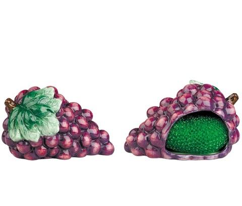 Держатель для губок/мочалок Boston Warehouse Napa Grapes