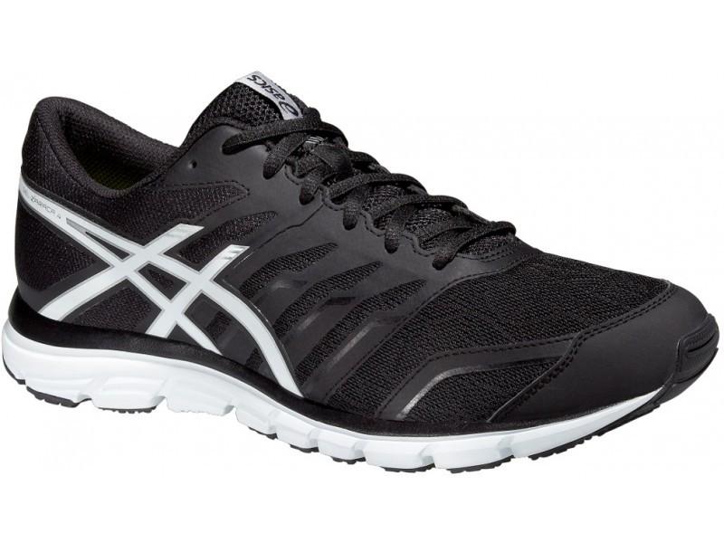 Мужские кроссовки для бега Asics Gel-Zaraca 4 (T5K3N 9001) черные фото