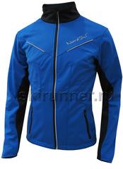 Утеплённая лыжная куртка Nordski Premium 2018 Blue
