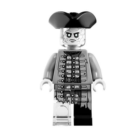 LEGO Creator: Корабль «Безмолвная Мэри» из «Пиратов Карибского моря» 71042 — Pirates of the Caribbean: Silent Mary — Лего Креатор Создатель Эксклюзив
