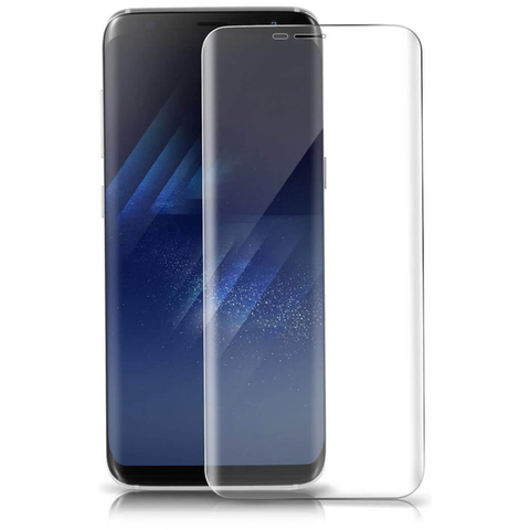 Защитное стекло Samsung Galaxy S8 3D Transparent