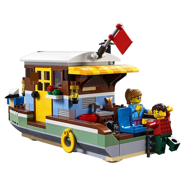 LEGO Creator: Плавучий дом 31093 - купить по выгодной цене ...