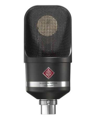 Студийный микрофон Neumann TLM 107 BK