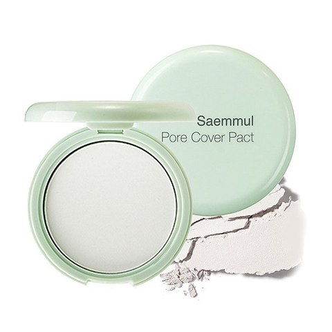 THE SAEM Perfect Pore Пудра компактная Saemmul Perfect Pore Pact 12гр