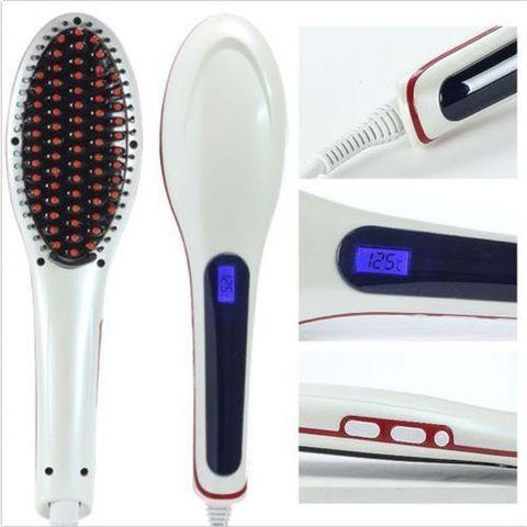 Fast Hair Straightener - расческа-выпрямитель