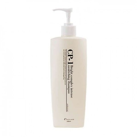 Шампунь для волос с протеинами Esthetic House CP-1 Bright Complex Intense Nourishing Shampoo