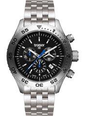 Наручные часы Traser Aurora Chronograph 106833 (сталь)
