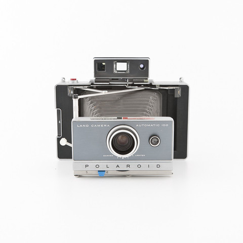 Polaroid Land 100