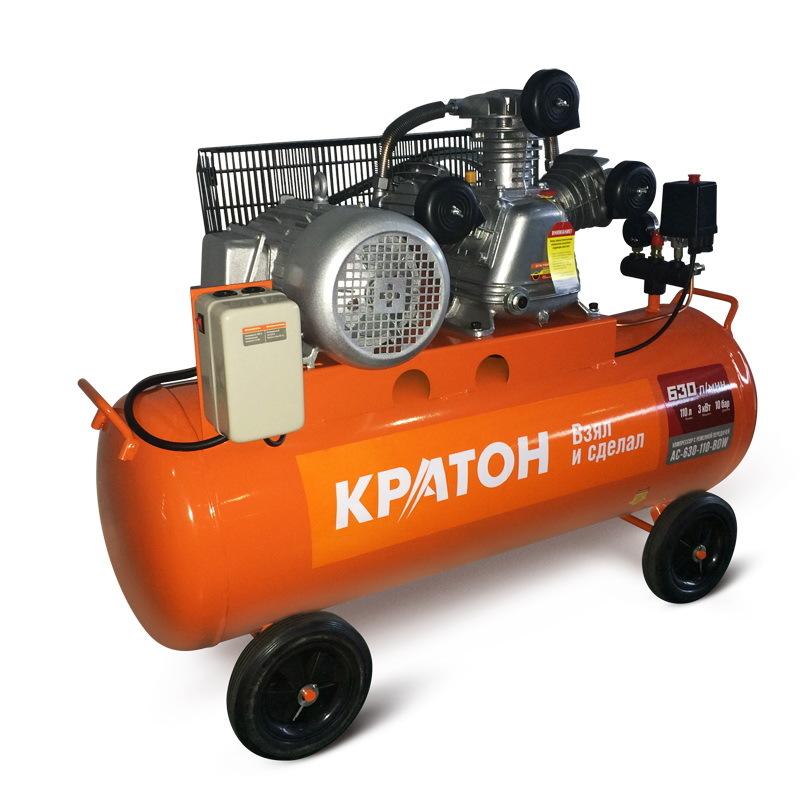 КРАТОН Компрессор с ременной передачей Кратон AC-630-110-BDW AC-630-110-BDW.jpeg