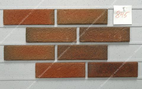 Roben - Manus, Banda carbon, NF14, 240x14x71 - Клинкерная плитка для фасада и внутренней отделки