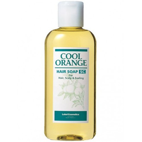 LEBEL Шампунь «Cool Orange SC»  Супер Холодный Апельсин