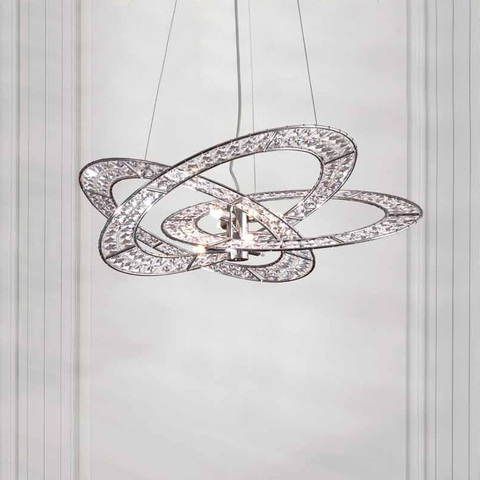 replica lighting Trilogy By MARCHETTI illuminazione ( 3 rings )