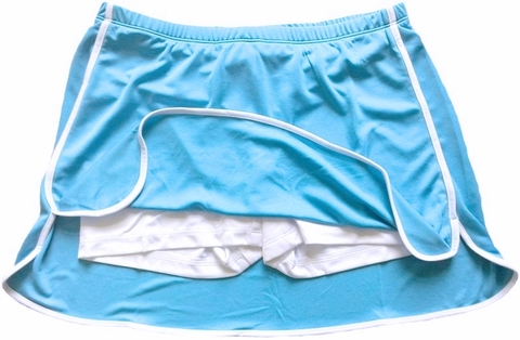Юбка теннисная с шортами LOTTO
