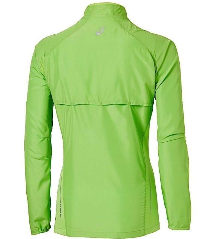 Женский костюм для бега с ветрозащитой Asics Woven WindBlock (110426 0473-121129 0904) фото