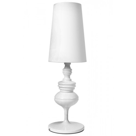 replica Jaime Hayon Josehpine table lamp  H75 (white)