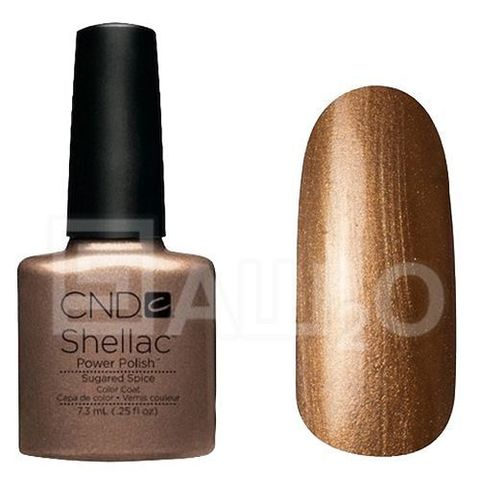 SHELLAC Sugared Spice 7.3ml.