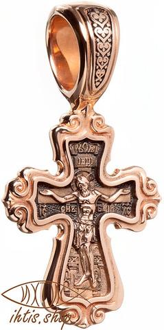 Распятие. Валаамская икона Пресвятой Богородицы с свв. Ксенией и Матроной. Православный крест