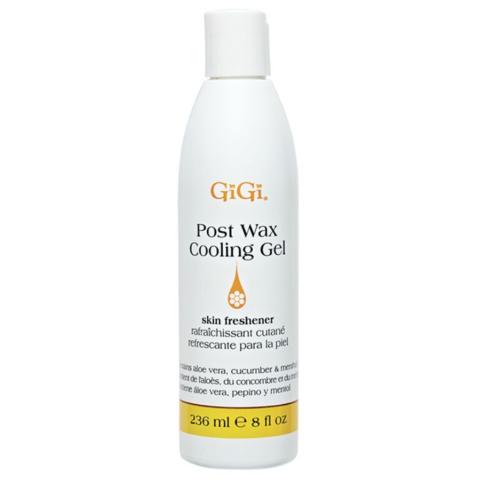 GiGi After Wax Cooling Gel - Послеэпиляционный охлаждающий гель с ментолом,236мл.