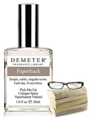 Духи «Книжный переплёт» от Demeter