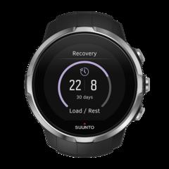 Умные наручные часы Suunto Spartan Sport Black (HR) SS022648000