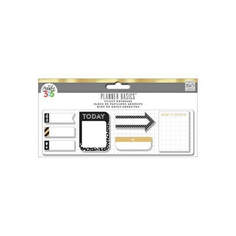 Закладки-стикеры Create 365 Happy Planner Sticky Notes -140шт