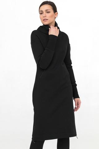 Платье Skinny черное