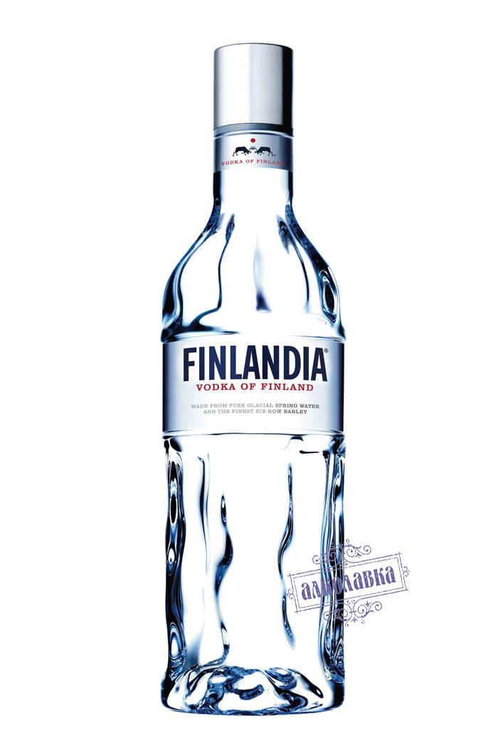 ФИНЛЯНДИЯ. ВОДКА КЛАССИЧЕСКАЯ 40%. 1 Л