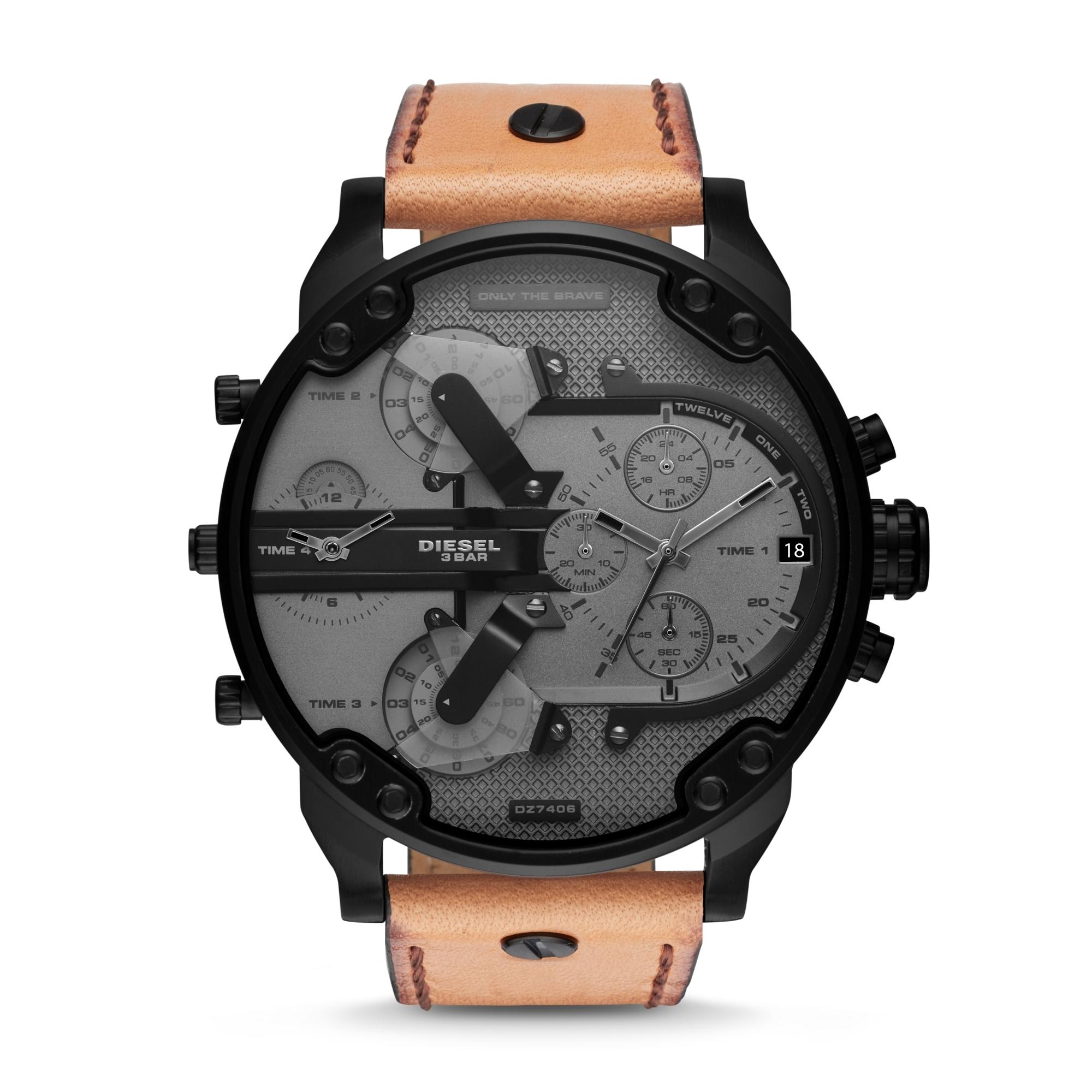 e95a1eb3 Diesel DZ 7406 – купить наручные часы, сравнение цен интернет ...