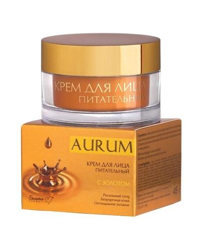 Белита-М Aurum Крем для лица питательный 45г