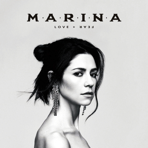 Marina / Love + Fear (Coloured Vinyl)(2LP)