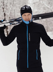 Утеплённая лыжная куртка Nordski Active Black 2020