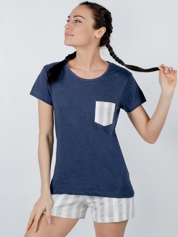 Пижама 3075 Corto Jadea