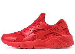 Кроссовки Женские Nike Air Huarache All Red