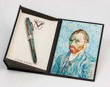 Visconti Van Gogh Автопорт голубая смола отд хром 18 гр (VS-784-25)Копировать товар
