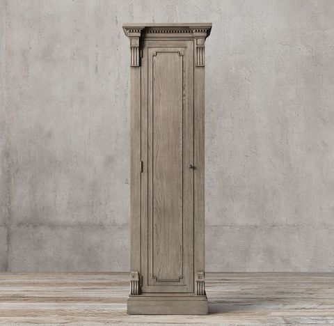 St.James Panel Single-Door Cabinet