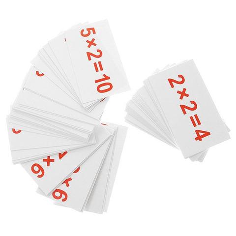 набор карточек Умножение от 6 мес.